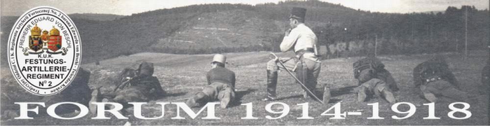 Forum 1914-1918